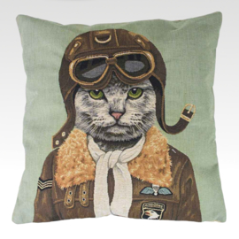 Pilot Cat - Cushion