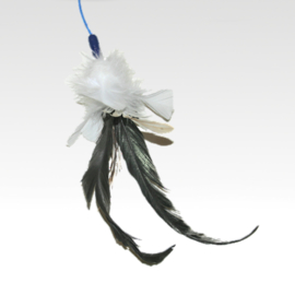 USA Feather Cat Toy