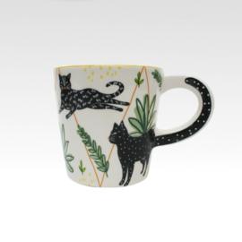 Feline Mug
