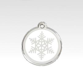 Penning: Sneeuwvlok