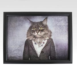 Madam Kat - Laptray