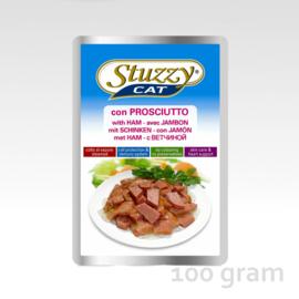 Stuzzy Cat Ham