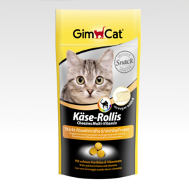 GimCat CheeseRollis Multi-Vitamin