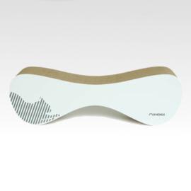 Cardboard - Vigo White
