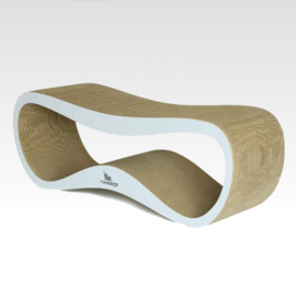 Cardboard - Lui White