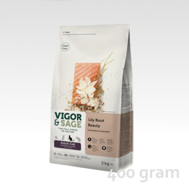 Vigor & Sage Lily Root Beauty