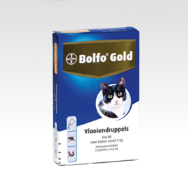 Bolfo Gold 80 - 2 pipetjes