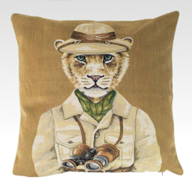Safari Lion - Cushion