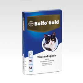 Bolfo gold 80 - 4 pipetjes