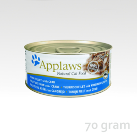 Applaws Tuna & Crab