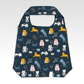 Bag-in-Bag Love Cats