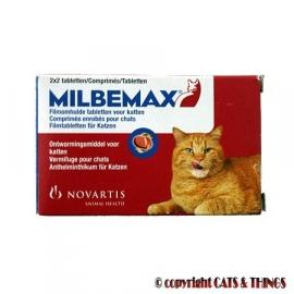 Milbemax Cats