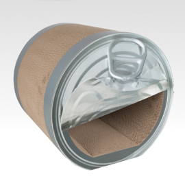 Cardboard  -  Can