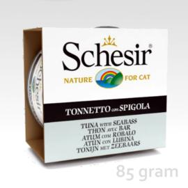 Schesir Jelly Tuna & Sea Bass