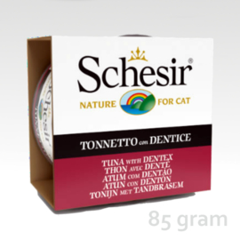 Schesir Jelly Tuna & Dentex