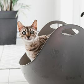 Cat Toilet - Litterbox White