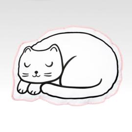 Cutie Cat Kussen