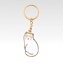 Cutie Cat Sleutelhanger