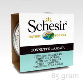 Schesir Jelly Tuna & Sea Bream