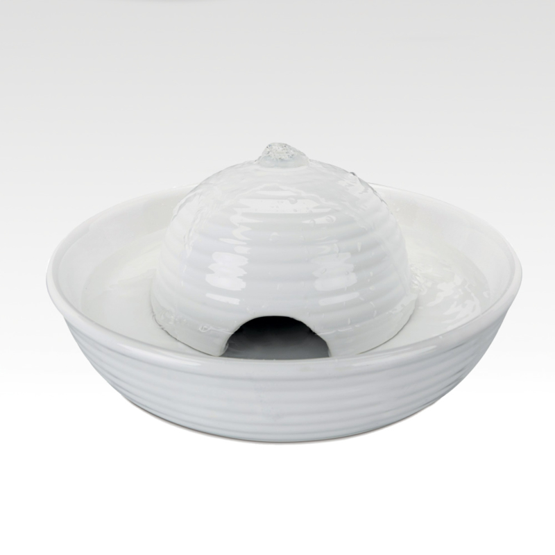 Ceramic Vital Flow White