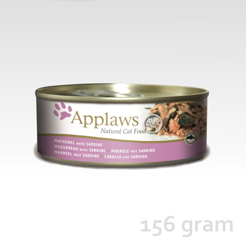 Applaws Mackerel & Sardine