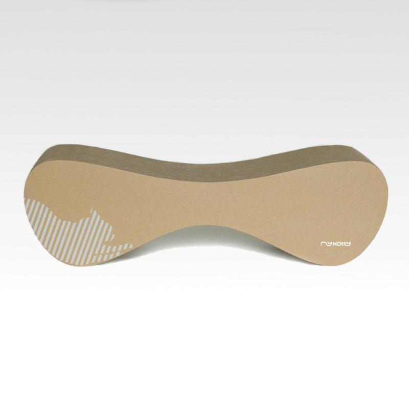 Cardboard - Vigo Brown