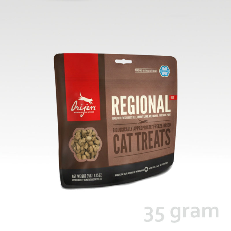 Orijen Cat Treat Regional
