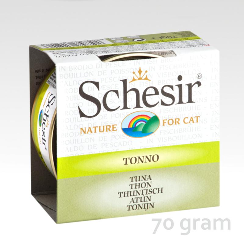 Schesir Broth Tuna