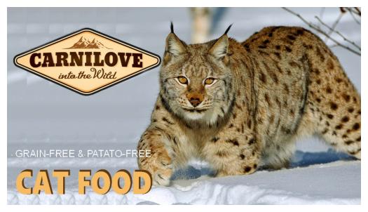 CarniLove een van de betere kattenvoer merken