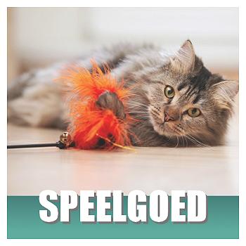 Klik hier voor Kattenspeelgoed met of zonder Kattenkruid van Cats & Things