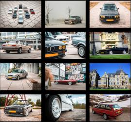 12-vel E30 fotoboek - Editie 3