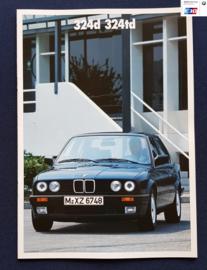 BMW 324d folder