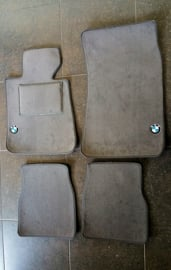 E30 matten set