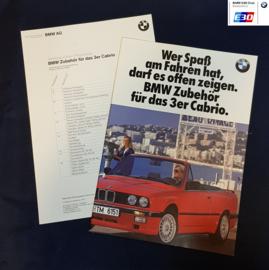Duitse E30 Folders
