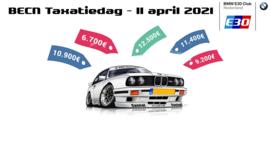 BECN Taxatiedag 2021