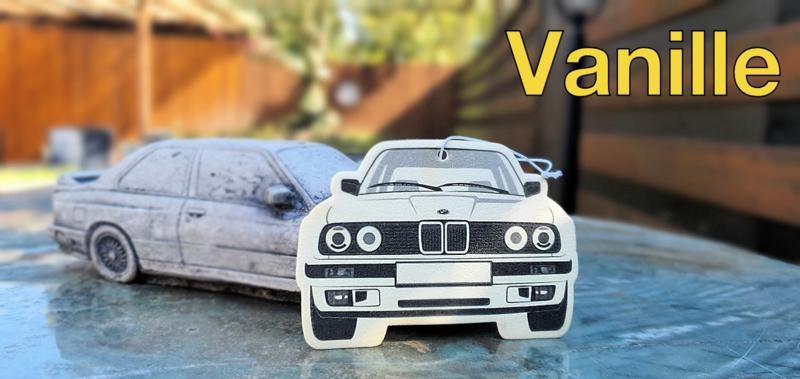 E30 Geurhanger - Vanille