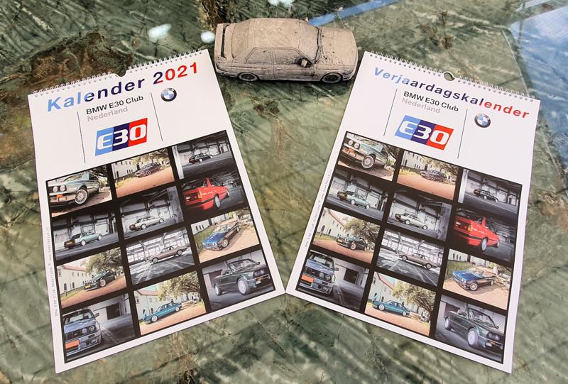 Verjaardagskalender 2021 editie