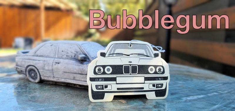 E30 Geurhanger - Bubblegum