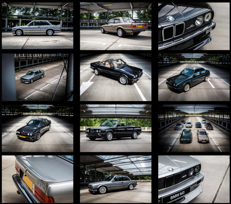 12-vel E30 fotoboek - Editie 2