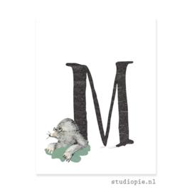 de M van MOL | letterkaartje