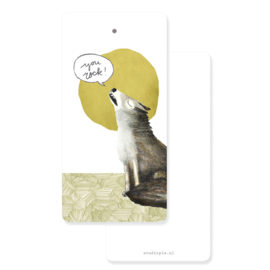 cadeaulabel wolf: You rock!