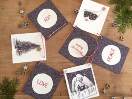 kerst slinger | kerst decoratie