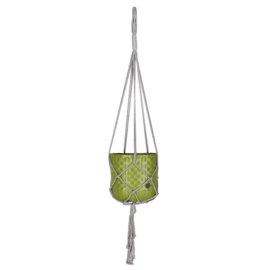 Handed By Dangle Plantenhanger  Ø 18 cm (palm green)