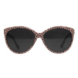VanPauline | Zonnebril Pink Dots (voor volwassenen)