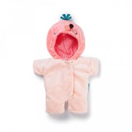 Lilliputiens | Poppen-onesie Flamingo (voor pop 36 cm)