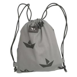 Fabelab String bag Ship Grey