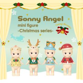 Set 4 Sonny Angels Kerst 2018
