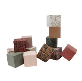 VanPauline | Foam Blokken + Bewaarzak