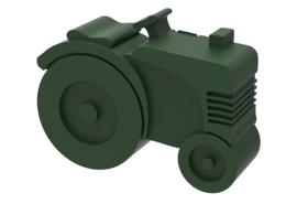 Blafre Lunchtrommel Tractor (donkergroen)