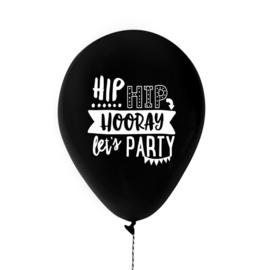 VanPauline | Hip Hip Hooray Let's Party (8 stuks)